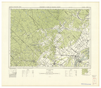 National Topographic Series (scale 1:126,720) : Joliette, Quebec [sheet 31I/SW]