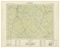 National Topographic Series (scale 1:126,720) : La Tuque, Quebec [sheet 31P/SE]