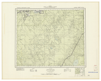 National Topographic Series (scale 1:126,720) : Pasquia, Saskatchewan, Map 952A [sheet 63E/SE]