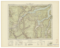 National Topographic Series (scale 1:126,720) : Shuswap, British Columbia [sheet 82L/NW]