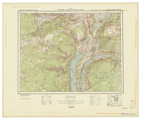 National Topographic Series (scale 1:126,720) : Vernon, British Columbia [sheet 82L/SW]