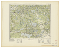 National Topographic Series (scale 1:126,720) : Lac Ste. Anne, Alberta [sheet 83G/NE]