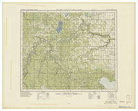 National Topographic Series (scale 1:126,720) : Warburg, Alberta [sheet 83G/SE]