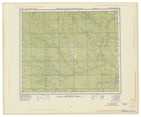 National Topographic Series (scale 1:126,720) : Pembina, Alberta [sheet 83G/SW]