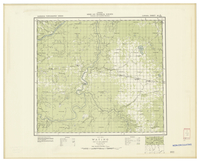 National Topographic Series (scale 1:126,720) : Watino, Alberta, Map 961A [sheet 83N/NW]