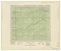 National Topographic Series (scale 1:126,720) : Cherry Point, Alberta [sheet 84D/SW]