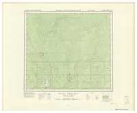 National Topographic Series (scale 1:126,720) : Rose Prairie, British Columbia [sheet 94A/NE]