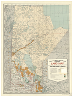 Manitoba land map : crown lands available for disposition