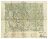 National Topographic Series (scale 1:126,720) : Fort Coulonge, Quebec-Ontario [sheet 31F/NE]