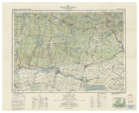 National Topographic Series (scale 1:126,720) : Lachute, Quebec-Ontario [sheet 31G/NE]