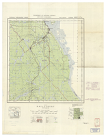 National Topographic Series (scale 1:126,720) : Haileybury, Ontario [sheet 31M/SW]