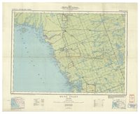 National Topographic Series (scale 1:126,720) : Byng Inlet, Ontario [sheet 41H/NE]