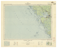 National Topographic Series (scale 1:126,720) : Parry Sound, Ontario [sheet 41H/SE]