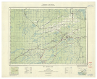National Topographic Series (scale 1:126,720) : Sudbury, Ontario [sheet 41I]