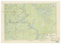 National Topographic Series (scale 1:126,720) : Red Lake District, Ontario [sheet 52H]