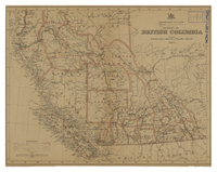 Portion of British Columbia