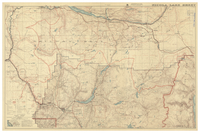 Nicola Lake sheet [topographic]