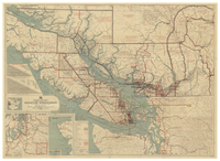 Southwestern districts [British Columbia] : [front]