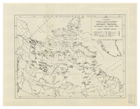 Northwest Territories : settlements and trading posts
