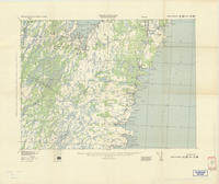 National Topographic Series (scale 1:125,000) : Mobile, Newfoundland [parts of sheets 1N/SW east half and 1N/SE west half]