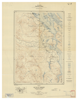 National Topographic Series (scale 1:125,000) : Duncan Sheet, British Columbia, Map 41A [sheet 92C/NW + E/SW]