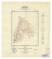 National Topographic Series (scale 1:125,000) : Portland Canal Mining Area, British Columbia, Map 50A [sheet 103P/13]