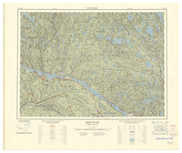 National Topographic Series (scale 1:125,000) : Deep River, Quebec-Ontario [sheet 31K/SW]