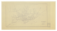Toronto Transit Commission daily routing : as of Sept. 8th 1957
