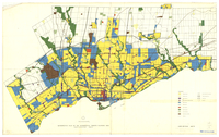 Metropolitan plan of the Metropolitan Toronto planning area : land use plan : map II