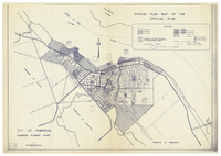 City of Pembroke, official plan map of the official plan