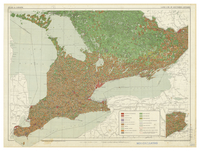 Land use of southern Ontario