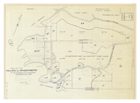 Plan of the Village of Windermere in the District of Muskoka Incorporated-1924 [North]
