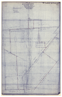 Plan of all lands in Reg'd Plans 23 & 215 and part of lots 5 & 6 - Conc. 18 and part of Lot 6 - Conc. 17 in the Township of South Plantagenet and part of Lot 24 - Conc. 10 in the Township of Caledonia, County of Prescott