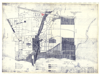Base map of the Port Hope planning area