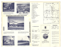 Map of Oshawa, Ontario : the go-ahead city [back]