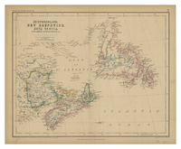 Newfoundland, New Brunswick, Nova Scotia, Cape Breton & Prince Edward Is.