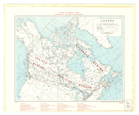 Canadian Hydrographic Service establishments and areas of responsibility