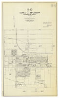 Plan of the Town of Harrow, County of Essex, Ontario