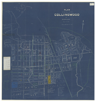 Plan of the main part of Collingwood