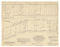 Judge's plan of ... registered plan no. 144, all in the Village of Chatsworth, County of Grey