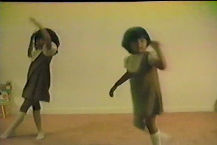 Jog family videos : dance performance