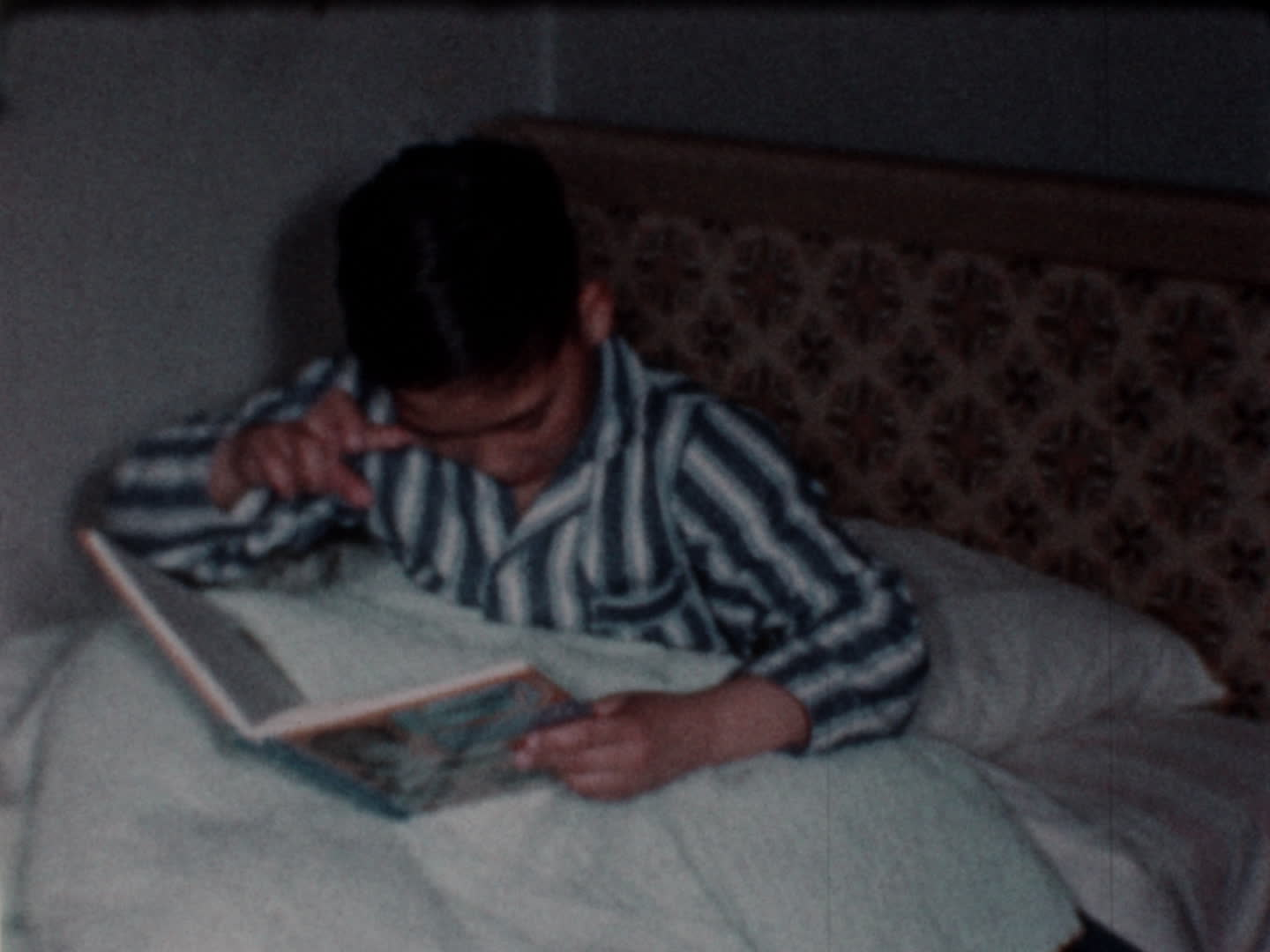 Watada family videos : prayers and books before bed