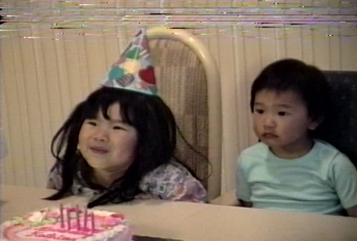 Wong family videos : fifth birthday