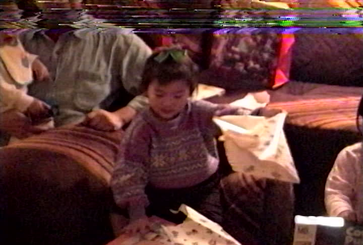 Wong family videos : first Christmas