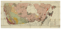 Geological map of the Dominion of Canada [1909]