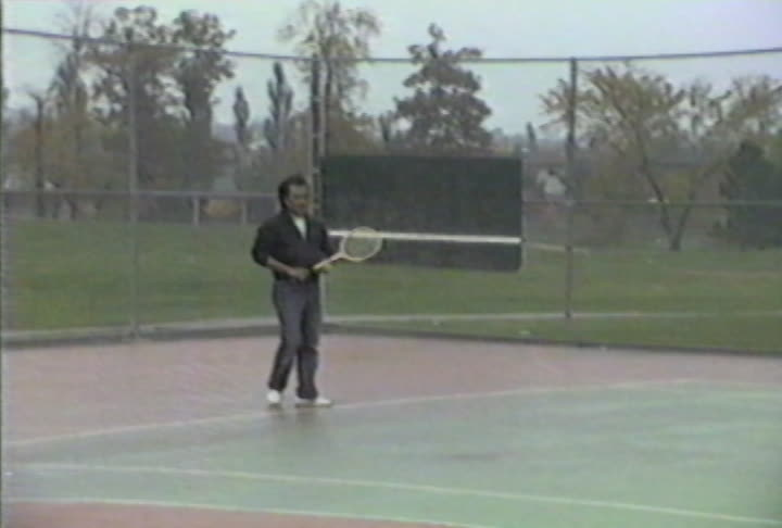 Edralin family videos : tennis : adults