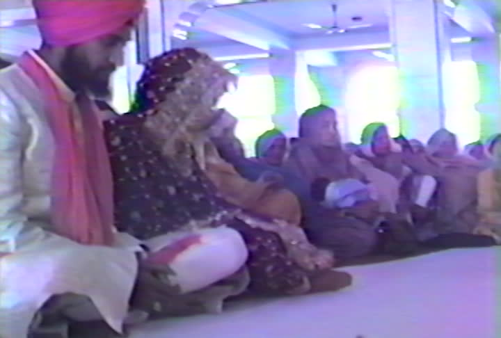Dhaliwal family videos : traditional Sikh marriage in India