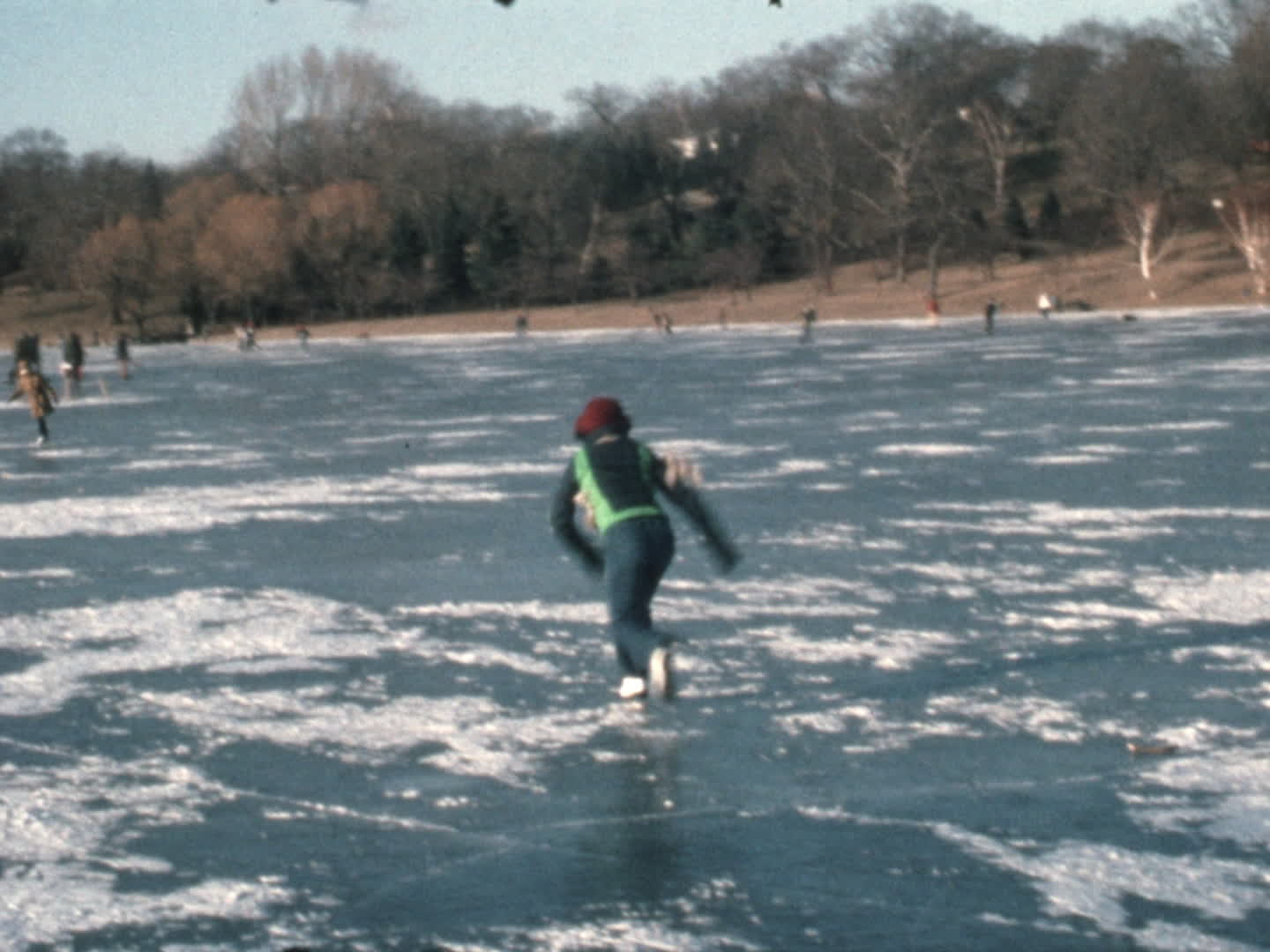 Chen family videos : 1973 Winter High Park