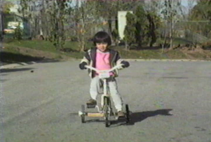 Edralin family videos : tricycle