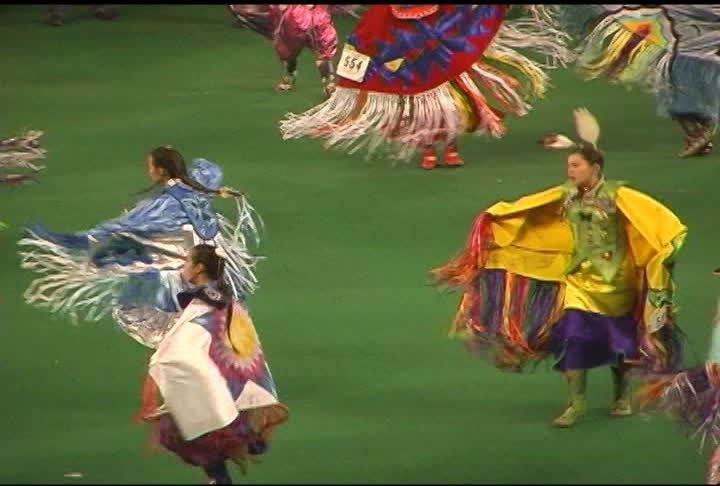 Tabobondung family videos : Skydome Pow wow 2001, City shots - Universe, Rebeka Reading Book Launch Nov/2001